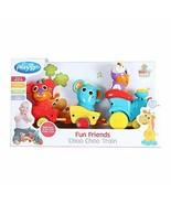 Playgro Fun Friends Choo Choo Train Baby Infant Toddler Children 6385511 STEM - $28.45