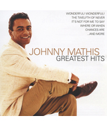 GREATEST HITS BY Johnny Mathis - $17.95
