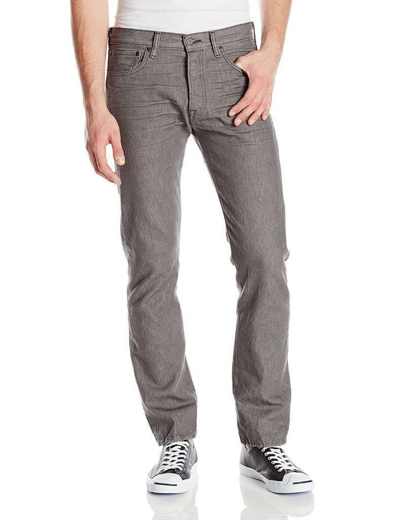 Levi's Strauss 501 Men's Premium Straight Leg Jeans Button Fly 501-2089