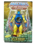 HeMan Masters of the Universe Classics Exclusive Action Figure SyKlone - $77.72