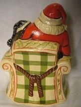 Vaillancourt Folk Art, My Christmas  Wish Santa signed by Judi Vaillancourt image 2