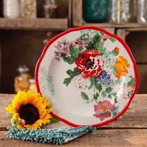 "The Pioneer Woman Country Garden 8.5"" Decorated Salad Plates, Set of 4 - $28.71"