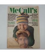 McCall's Magazine August 1973 Tatum & Ryan O'Neal, Julia Child, Diets Vtg - $38.86
