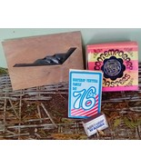 Mixed Lot Northrop Ventura. Photo, Poster, Matches, Card Deck,Coasters,F... - $62.00