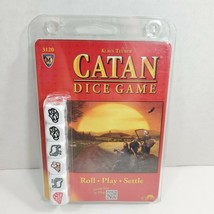 Catan Dice Game 3120 Klaus Teuber for Mayfair Games NEW - $11.59