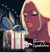Gam-Belle® Makeup Glitter Eye Shadow Cosmetic Shimmer Pigment Powder 6 C... - $6.90