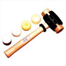 Garland Mfg 311-31005 Size 5 Split-Head Rawhide Hammer - $112.71