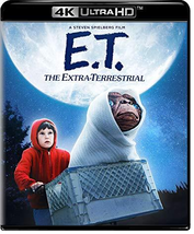 E.T. The Extra-Terrestrial  (4K Ultra HD+Blu-ray)