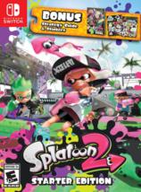 Splatoon 2 Starter Edition - Nintendo Switch  - $57.41