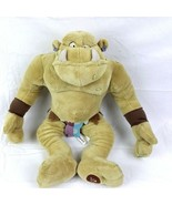 "Disney Store Plush Troll Enchanted Movie Green Monster Stuffed Toy 18"" Ogre - $32.67"