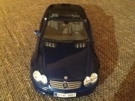 Maisto Mercedes Benz Collection Special Edition Diecast Car,Blue - $19.80