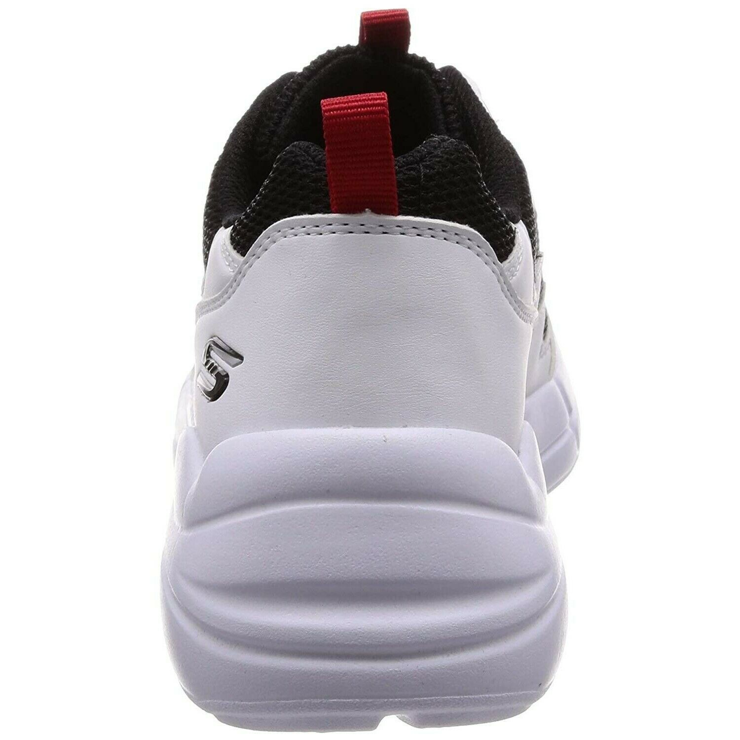 NWT Womens SKECHERS Bobs Primo Popsicle Sneaker Comfort Shoes White Black 33122