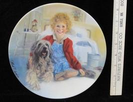 Annie & Sandy Collectors Plate Knowles 1982 Bradford Exchange Original B... - $9.85
