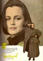1987 Spiegel Mail Order Store Catalogue Vintage Print Advertisement Ad 1... - $7.92