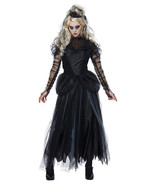 California Costumes Dark Princess Adult Womens Gothic Halloween Costume ... - $39.50