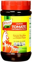 Knorr Tomato Bouillon with Chicken Flavor 15.9 oz ( Pack of 6 ) - $34.64