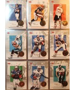 Football Card Lot 106 Cards Score Pro Set Topps Classic - $49.48