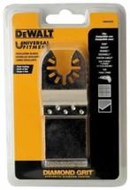 DEWALT DWA4242 Universal Fitment Diamond Flush Cut Oscillating Blade - $6.44
