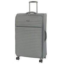 "it luggage 31.3"" Quilte Lightweight Expandable Spinner, Flint Grey - $91.82"