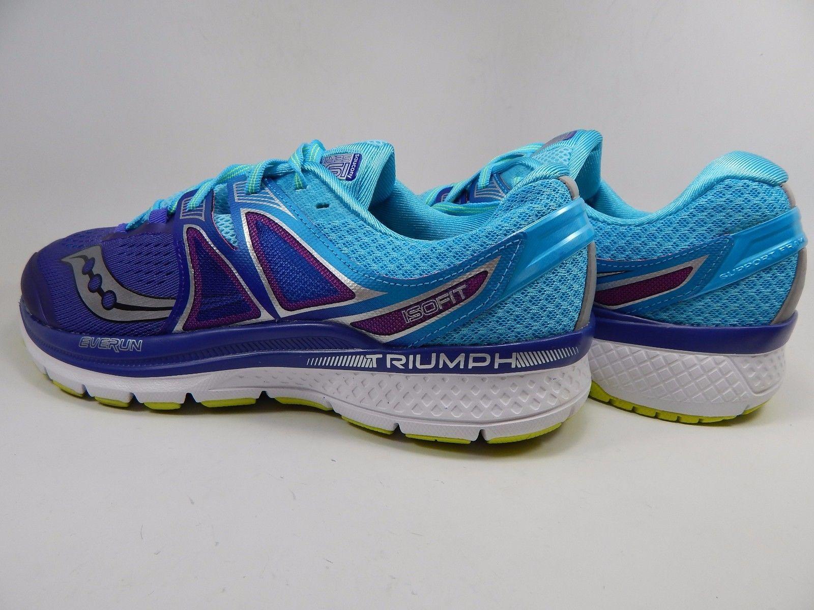Saucony Triumph ISO 3 Women's Running Shoes Size: US 11 M (B) EU 43 S10346-1