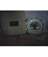Avon Fifth Anniversary Great Oak Plate - $4.00