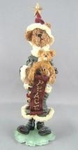 "Boyds Bears Folkstone ""Nottaway & Hope..Northern Peace"" #2884PO-1E- Santa- NIB - $29.99"