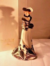 "LENOX ""TEA AT THE RITZ""  VINTAGE RETIRED FIGURINE - $32.38"