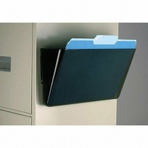 OFFICEMATE 21451 Magnetic Wall Pocket,Letter,7Hx13W,Smoke - $11.88