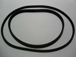 *2 NEW Replacement Belt* West Bend Bread Maker Model 41300 Timing Belt Set - $17.81