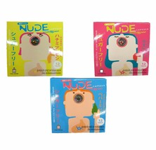 JINTAN NUDE Japan Sugar Free Mint Refreshing Breath Relief Sore Throat 1... - $2.95+