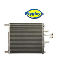 A/C CONDENSER CH3030240 FOR 09 10 11 12 DODGE RAM 1500/2500/3500 V6 V8 image 1