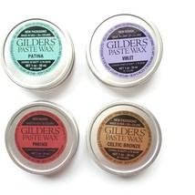 Paste Wax. Gilders