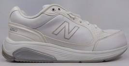 New Balance 928 Women's Walking Shoes Size US 12 D WIDE EU 44 White WW928WT
