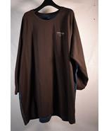 Nike X Gyakusou Undercover Lab Mens Fleece 3/4 Sleeve Shirt Top 2XL - $49.50