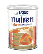 Nestle NUTREN FIBRE Complete Nutrition 400g Vanilla Flavor For Constipation DHL - $73.89