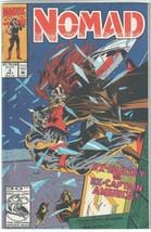 NOMAD (1992 Series) #3 - Near Mint - Captain America - $1.99