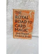 The Royal Road to Card Magic by Hugard & Braue - $34.30