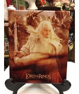 The Lord of the Rings Ceramic Tile The Return of the King - $37.65