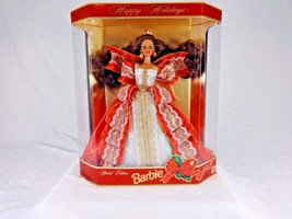Barbie Happy Holidays Special Edition 1997 New In Box - $15.10
