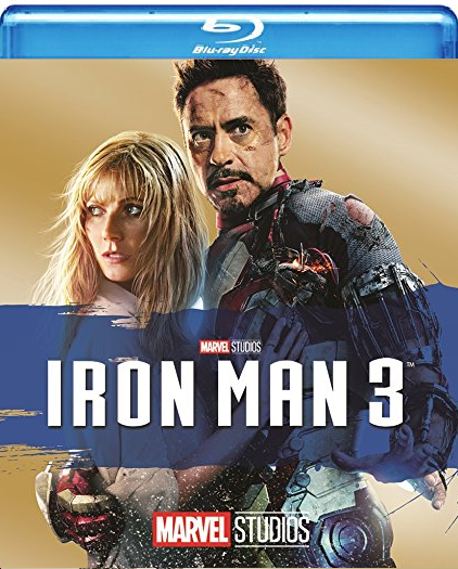 Iron Man 3 [Blu-ray+Digital]