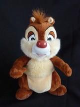 "Disneyland World  Chip Chipmunk  plush Stuffed Animal 9"" - $8.77"