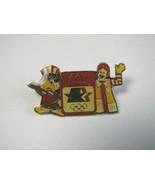 McDonald's Ronald Eagle 1984 Los Angeles Olympics Limited Edition Sponsor Pin - $9.74