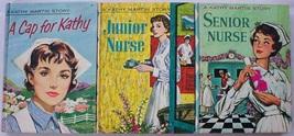 Kathy Martin Nurse Story 3 Lot nos. 1-3 Golden Press hardcovers Josephin... - $15.00