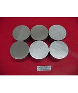 """JumpingBolt 6 Pieces 3"""" Aluminum 6061 Round Rod 1.1"""" Long T6511 Solid La... - $96.38"""