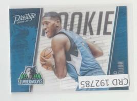 2016-17 Panini Prestige Clear Acetate Rookie #7 Kris Dunn Timberwolves 1... - $1.86