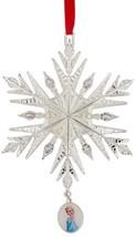 Lenox Disney's Frozen Elsa's Snowflake Ornament (Silver) - $39.90