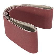 "one vitex Premium Abrasive Sanding Belt 2-1//2/"" x 48/"" A//O 24 grit germany"