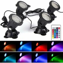 Shoyo Lawn Light Waterproof Ip 68 Submersible Spotlight With 36-Led Bulb... - $9.72+