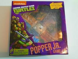 Teenage Mutant Ninja Turtles Popper Jr Game Nick Jr by Cardinal New Open Box - $14.99