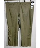 New CHAMPION Khaki Golf Pants Mens 52 x 30 Tan Duo Dry Stretch Slacks C9... - $28.53